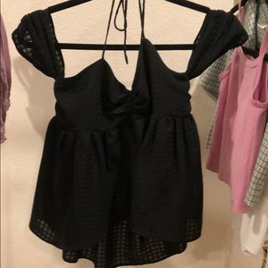 Urban Outfitters off the shoulder too